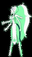 Opal -Green Light Palette-