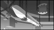 Bismuths Forge Ceiling BG Lines
