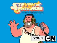 Steven Universe Vol. 5 Cover (UK)