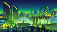 Unknown Place From Homeworld Background