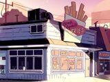Beach Citywalk Fries