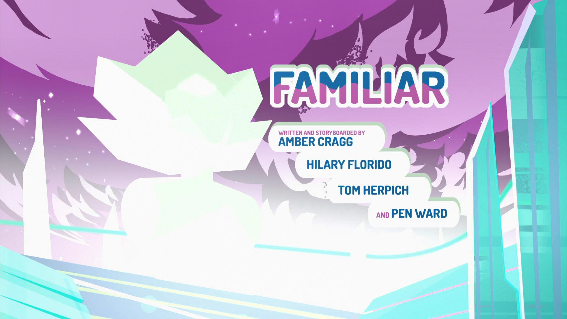 Familiar (episode)/Gallery