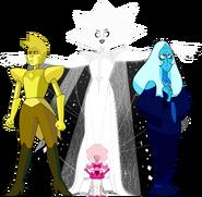 The Diamonds by RylerGamerDBS