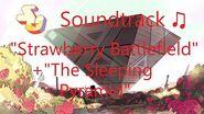 Steven Universe Soundtrack ♫ - Strawberry Battlefield The Sleeping Pyramid