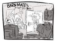 Barn Mates Promo by Jesse Zuke