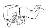 MP Garnet and Cat Steven 1