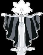 White Diamond (Modelsheet 2) by RylerGamerDBS