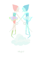 Steven the Sword Fighter Color Block