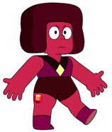 Together Alone Ruby Leg By TheOffColors