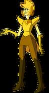 Yellow Diamond (Dawn Palette) by RylerGamerDBS