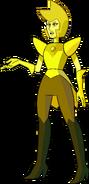 YellowDiamondModelSheetByChara