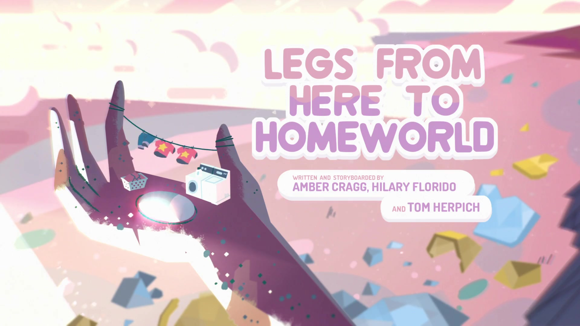 Legs From Here to Homeworld/Gallery