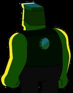 Topaz (Back Gem)