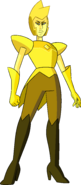 Yellow Diamond Render by RylerGamerDBS