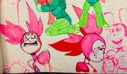 Nicole R Drawings 1