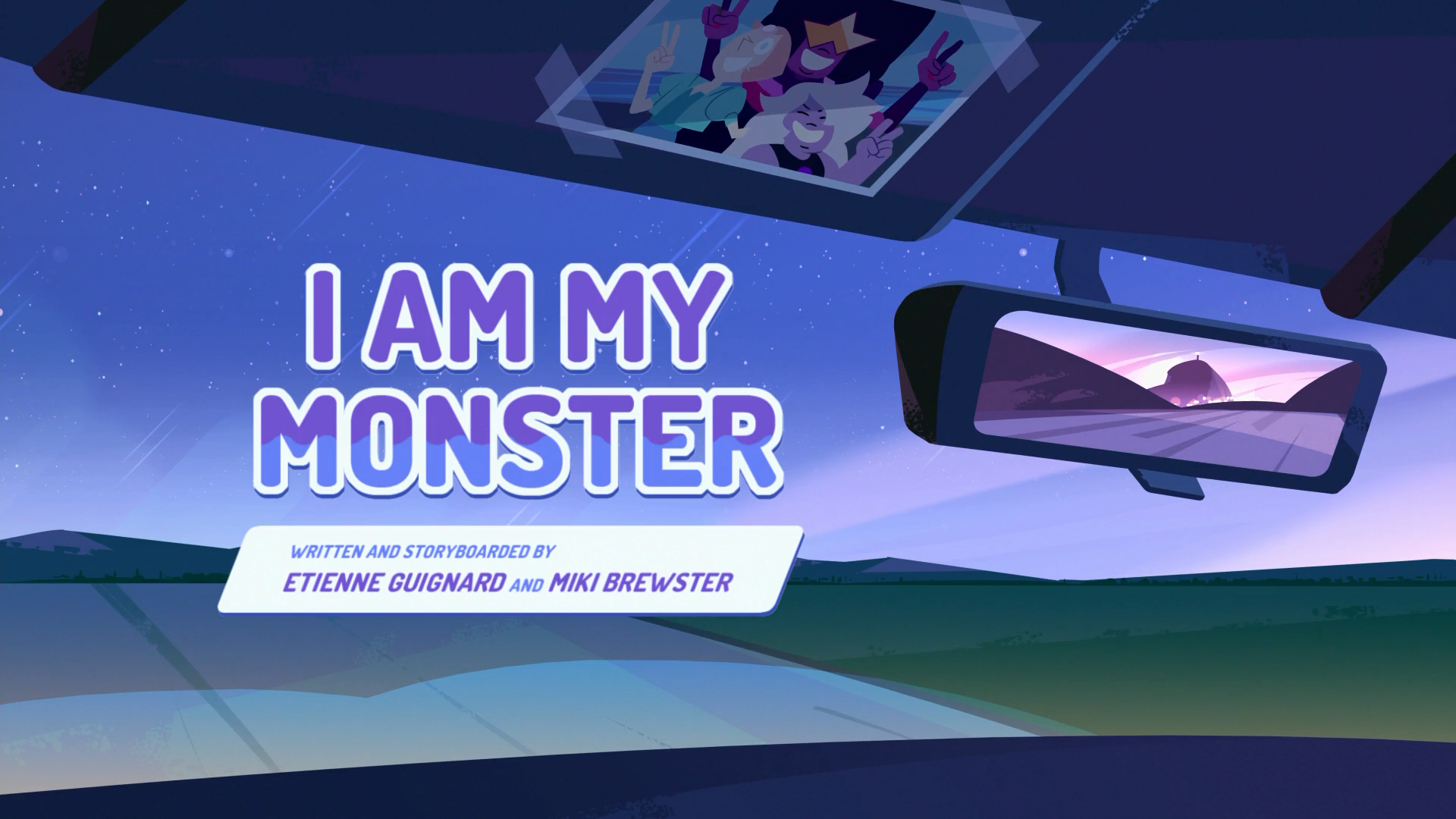 I Am My Monster/Gallery