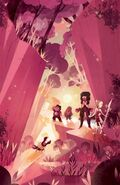 Steven Universe Issue 10 Cover B