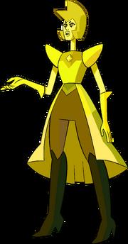 Yellow Diamond (Modelsheet Skirt) by RylerGamerDBS.png