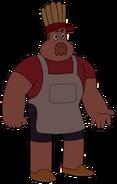 Mr. Fryman Shadow Palette