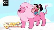 Riding Lion Steven Universe Cartoon Network