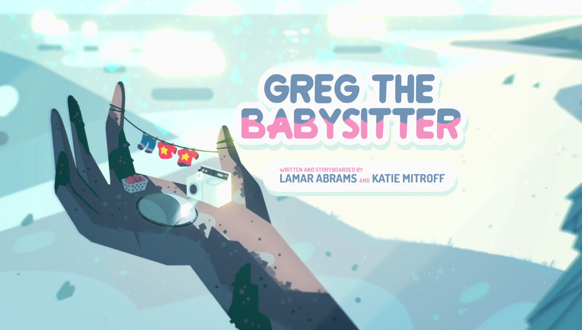 Greg the Babysitter/Gallery