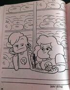 Lars and Sadie stevenuniverseartbook