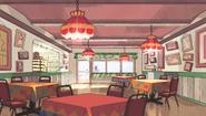 Steven's Lion Pizza Place Bg