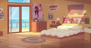 Steven's New Room