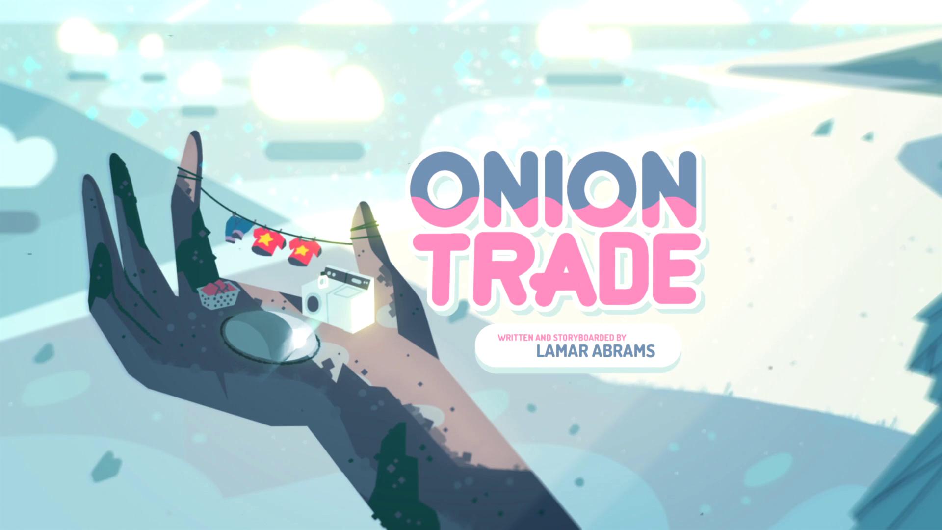Onion Trade