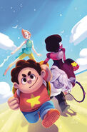 Steven Universe Issue 22 Cover B