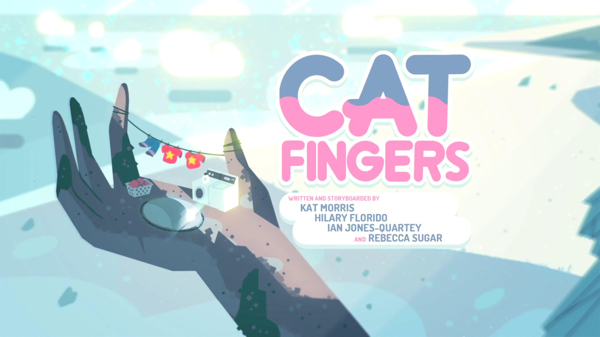 Cat Fingers/Gallery