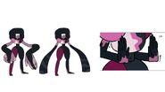 Garnet Shapeshifting Arms - Special Pose