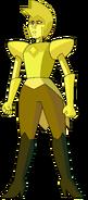 Yellow Diamond recreation by RylerGamerDBS