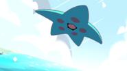 SU - Arcade Mania Gem Starfish Flying