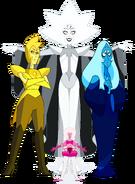 The Diamonds Render by RylerGamerDBS