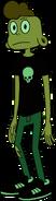 Lars -Skull Shirt- Yellow Diamond Docking Bay Palette