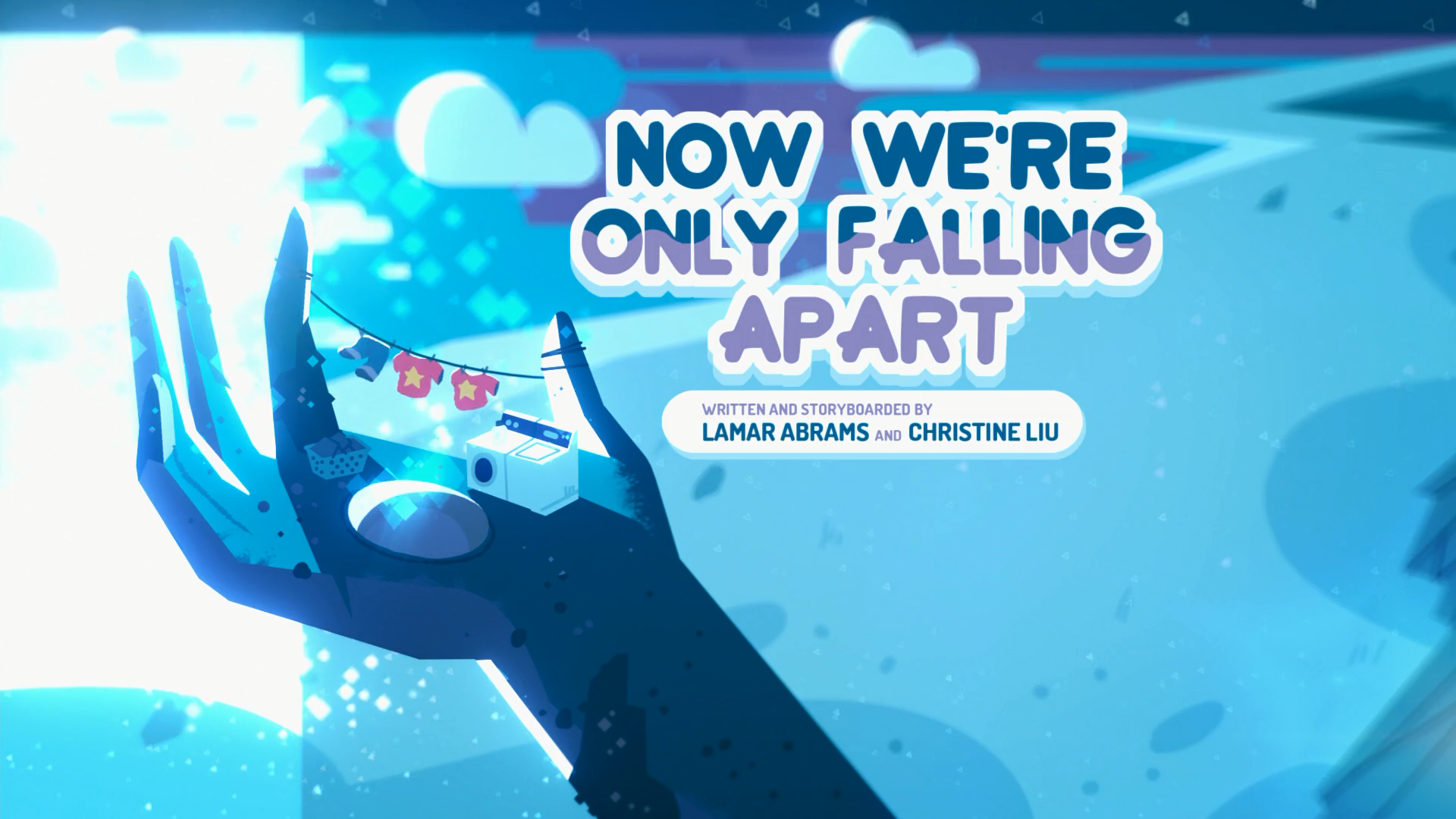 Now We're Only Falling Apart/Gallery