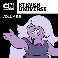 Steven Universe Vol. 6 Cover