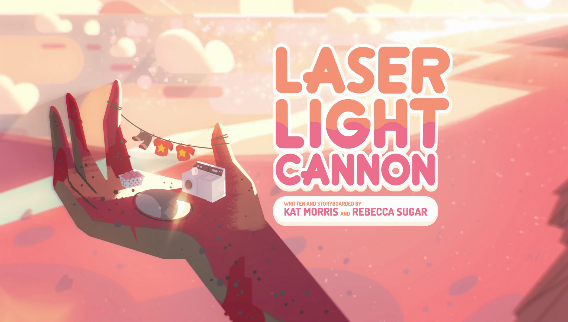 Laser Light Cannon (episode)/Gallery