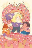 Steven Universe Comic 2016 Special Cover 3 Missy Pena