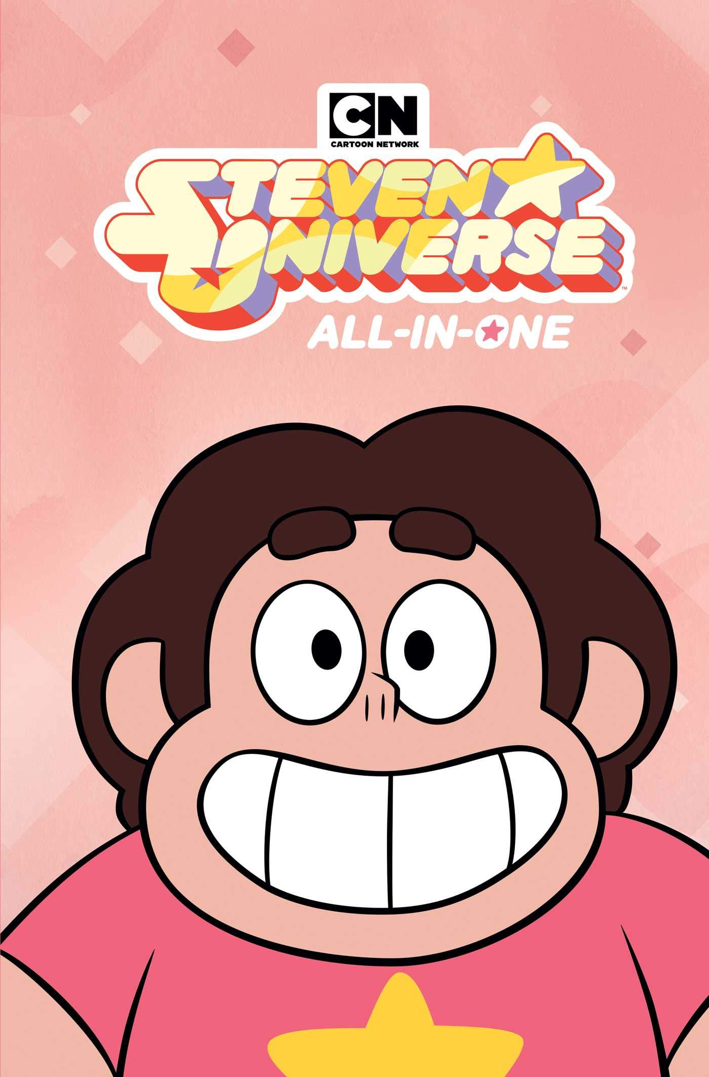 Steven Universe: All-In-One ED HC