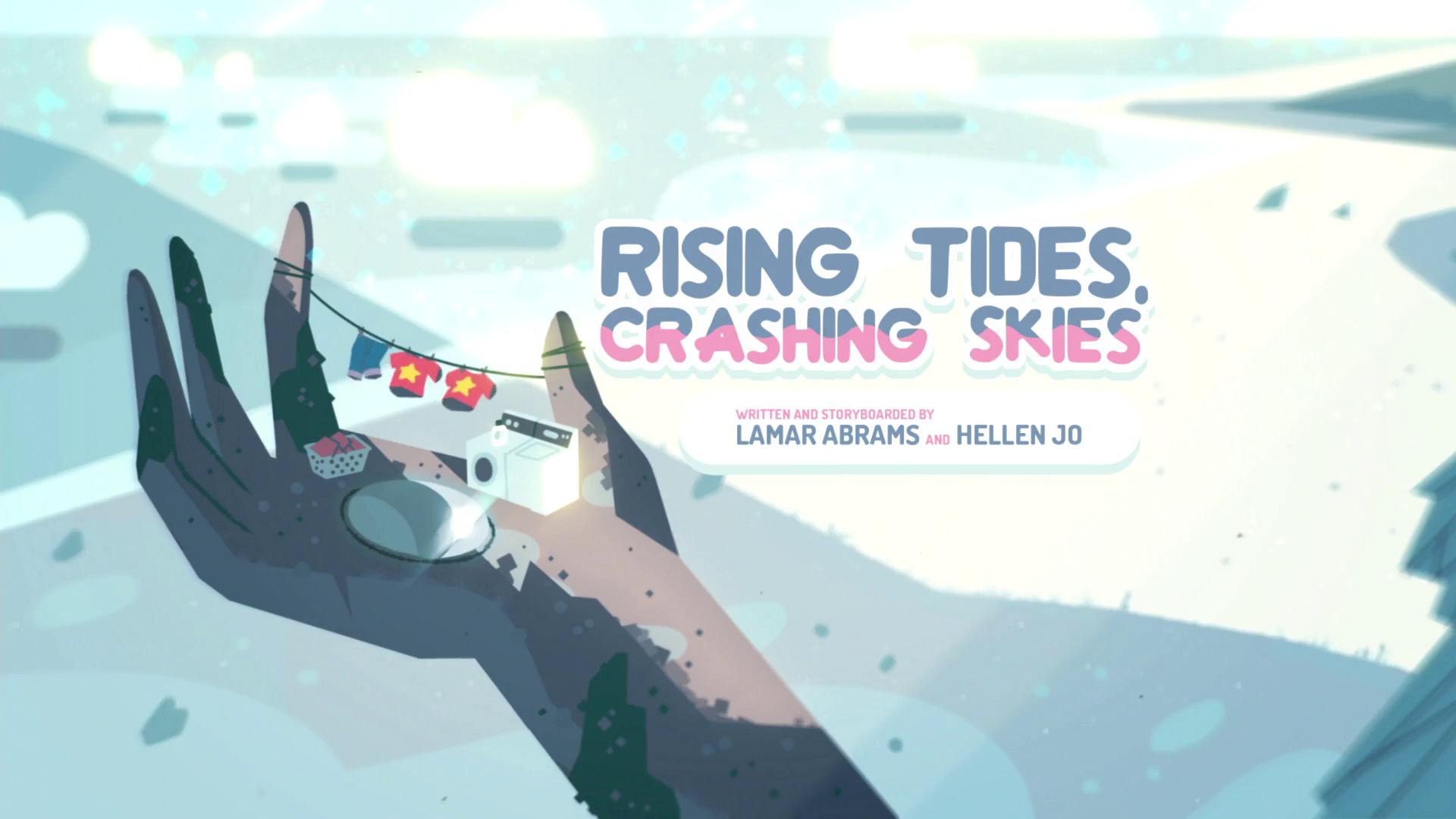 Rising Tides, Crashing Skies/Gallery