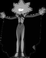 White Diamond (Powers) by RylerGamerDBS