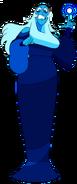 Blue Diamond Attack (3) by RylerGamerDBS