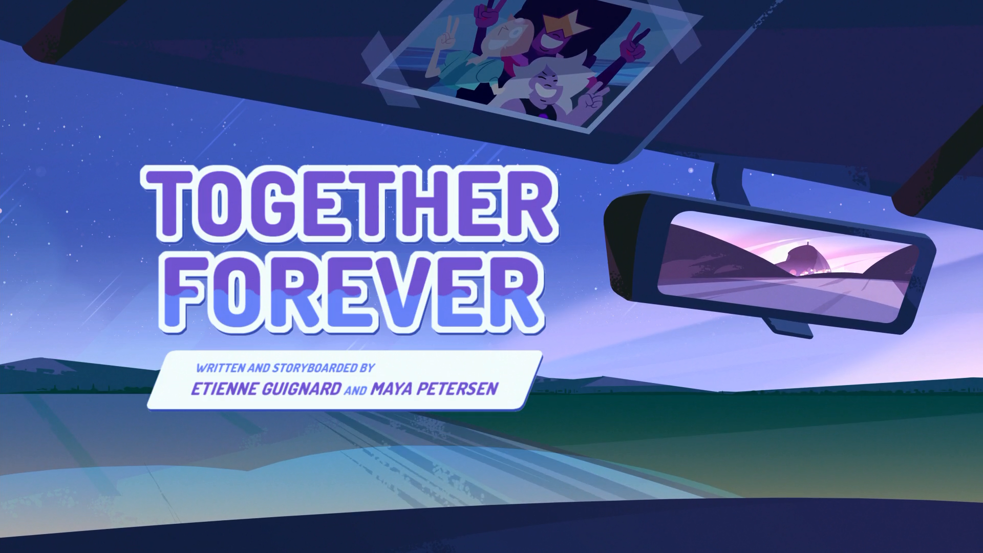 Together Forever/Gallery
