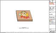 Steven's Lion Pizza Box Model Sheet
