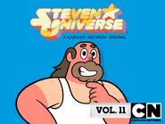 Steven Universe Vol. 11 Cover (UK)