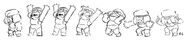 Keystone Motel Ruby drawings by Rebecca Sugar 2