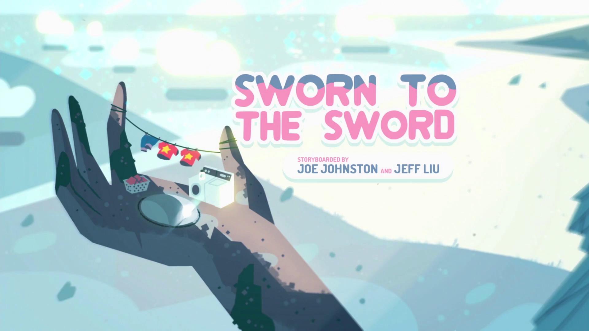 Sworn to the Sword