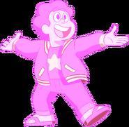 Pink Steven Universe (16) by RylerGamerDBS Edited by Kaydenmario8